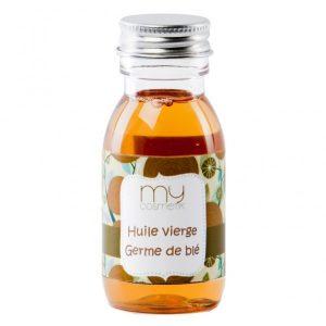 huile vegetale germe de ble cheveux